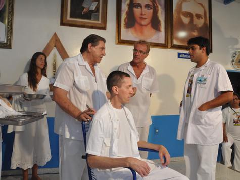 Miraculous Healing –John of God Brazil