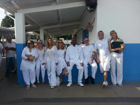 Healing from Brazil