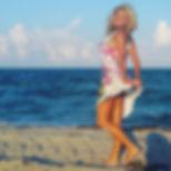 finding sexiness beach walk dress.jpg