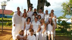 JOG group at Casa in Brazil