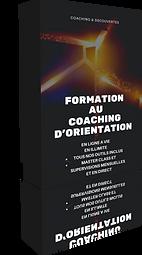 Boîte 3D Formation orientation en ligne.