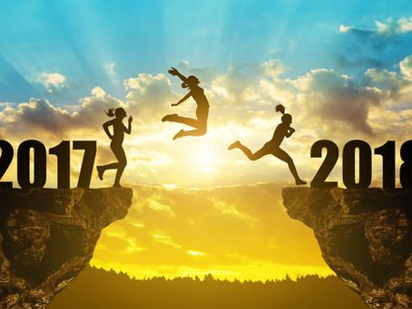 Des idées pour une belle année 2018 !