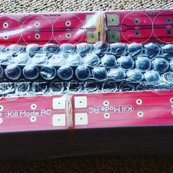 Custom printed PCB