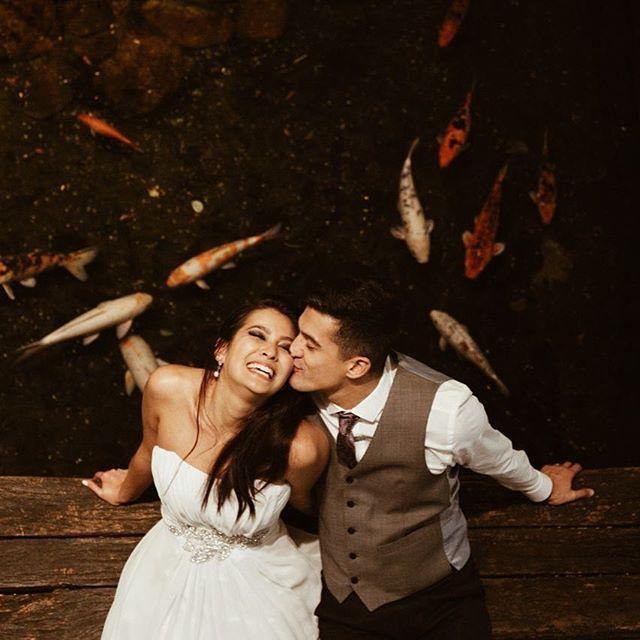 Que registro!  Mini Wedding M&M @welling
