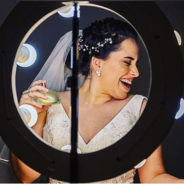 Noiva linda no Feed sim!!!! Karol e a su