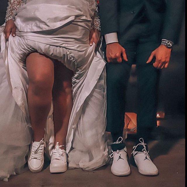 O que dizer do casamento deste fim de se