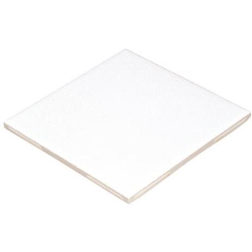 White Ceramic Lash Tile