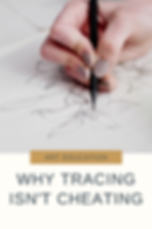 Karli Corr Blog | Why Tracing Isn't Cheating