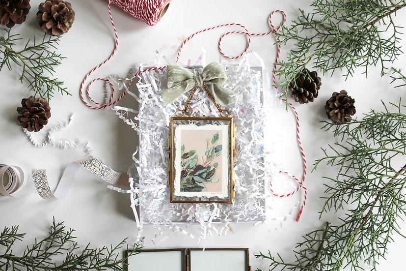 """Emaline"" Ornament"