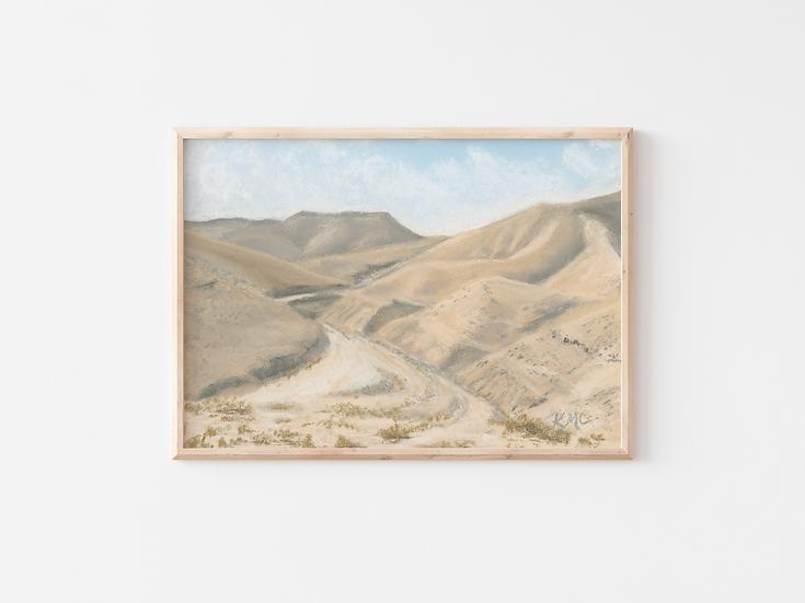 """Into the Wilderness"" Fine Art Print"