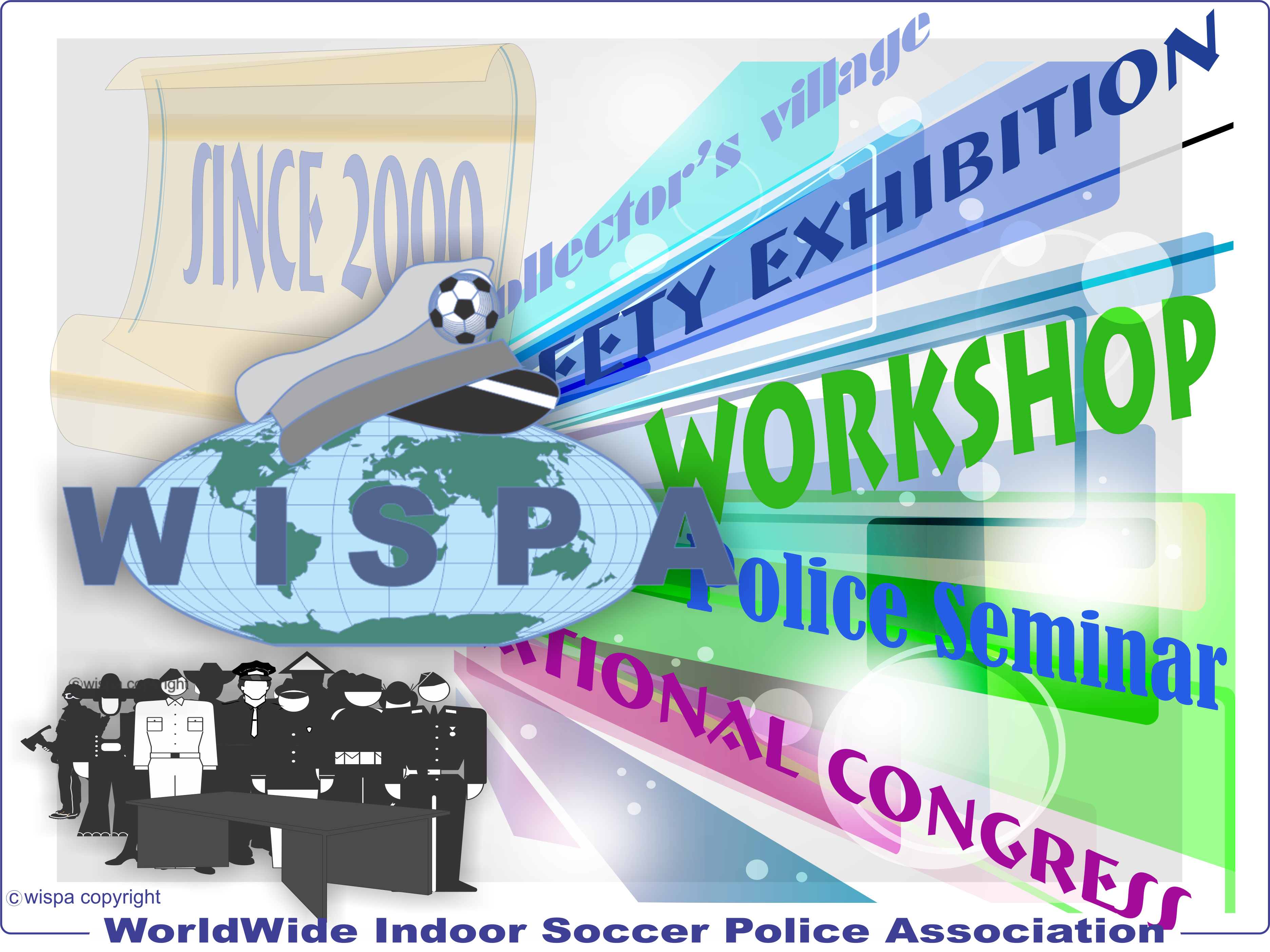 WISPA - Intern Police Congress