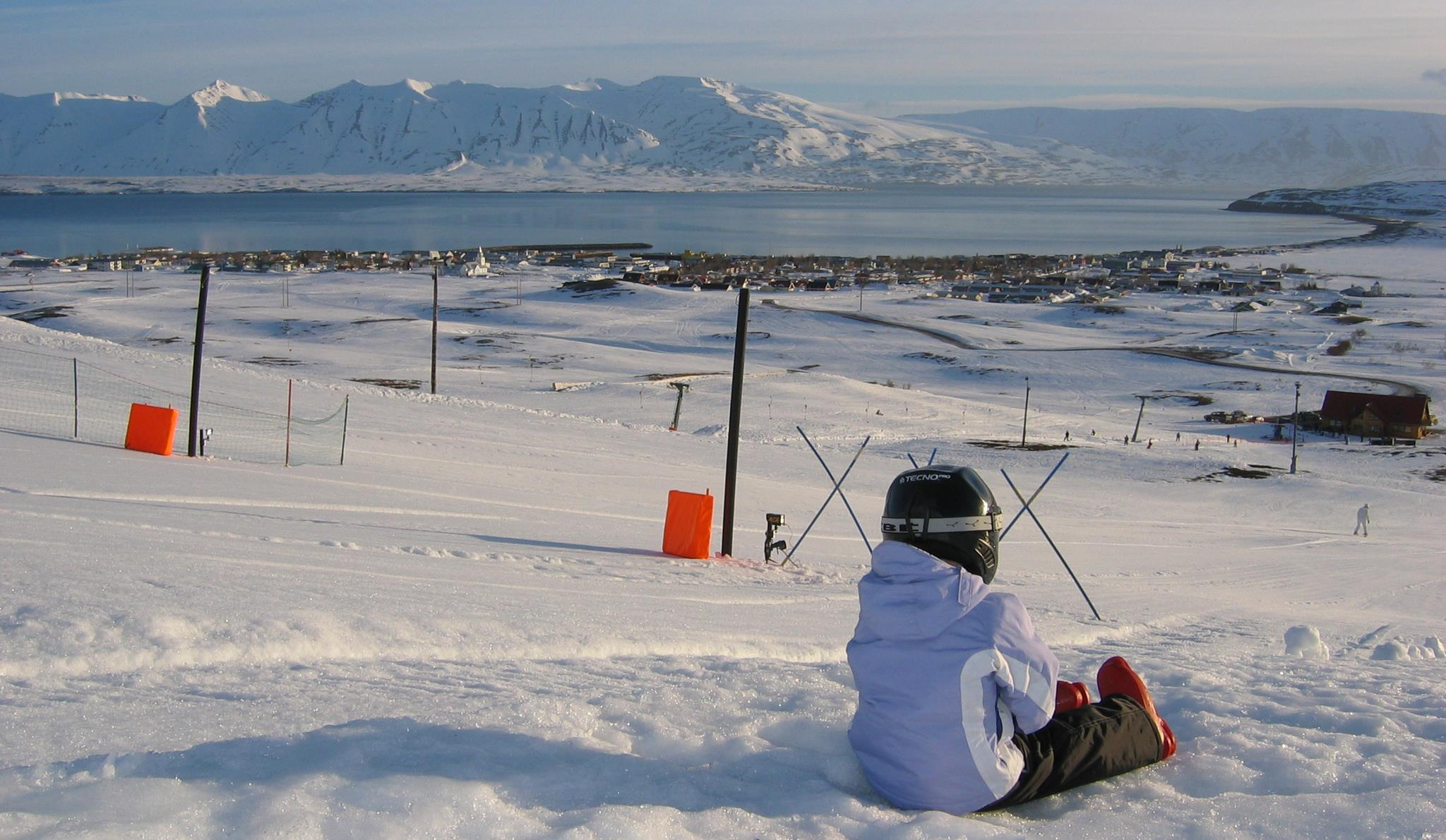 Dalvík ski area