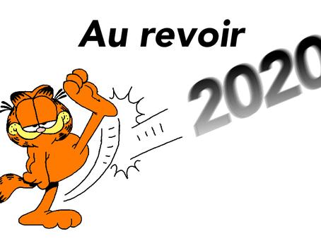 Bonne Année 2021...