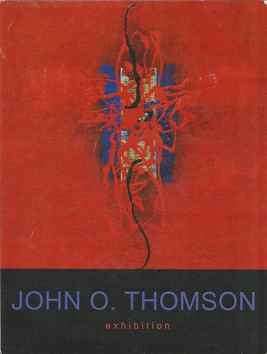 john thomson artist abstract santa cruz mexico yelapa