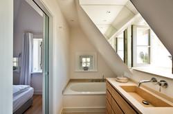 Duschwannenbad en Suite