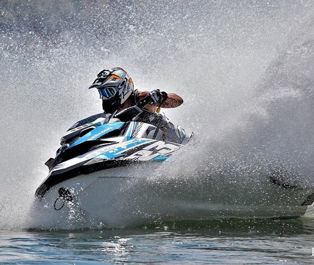 Am Runabout Stock on my _brpseadoo  RXP3