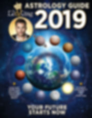 THE LEO KING 2019 ASTROLOGY GUIDE MAGAZINE HOROSCOPE
