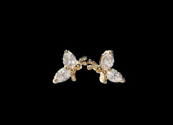 Alluring Butterfly Earrings