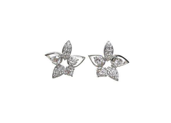 Sirius Star Diamond Earrings