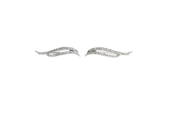 Talia Ear Crawlers Earrings