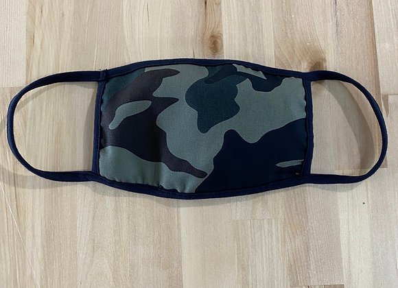 Camo - New Active Face Covering