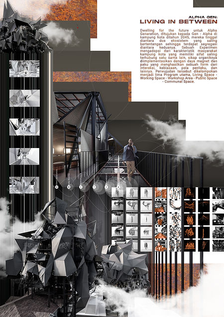 Pengumpulan 2 Poster Potrait - Raymond A