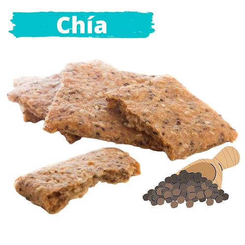 Galletas Cracker Chía  x 8 u