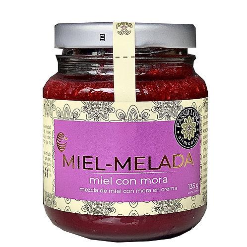 Miel-Melada de Mora 135g