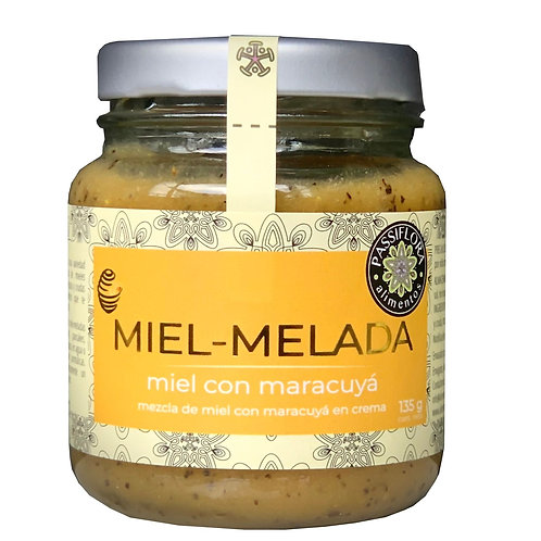 Miel-Melada de Maracuyá 135g
