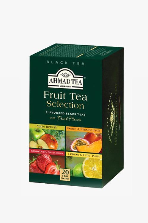 Selección de Té negro con frutas 20 und.