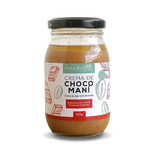 Mantequilla de Choco Maní