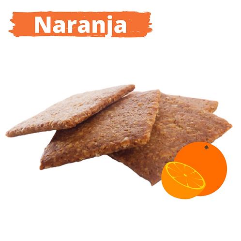 Galletas Cracker Naranja