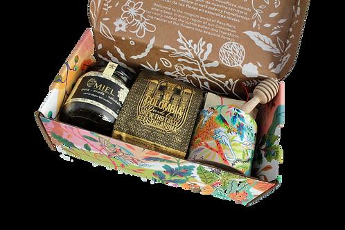 Caja de Regalos - Café y Aromáticas