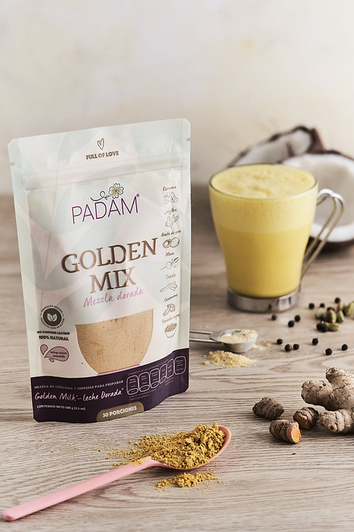 GOLDEN MILK PADAM