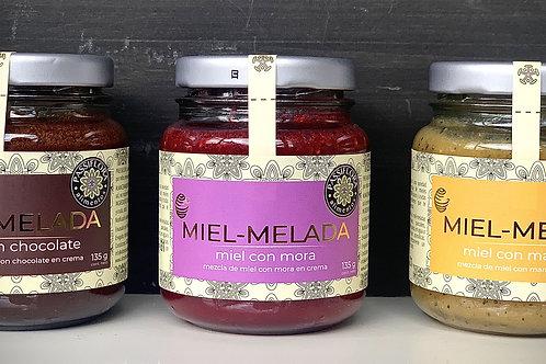 3 Miel-Meladas Passiflora