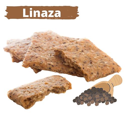 Galletas Cracker Linaza  x 8 u