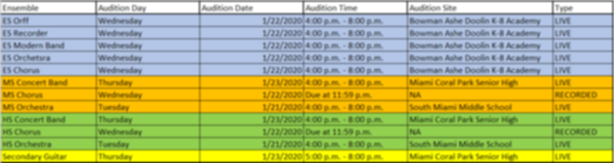 2020 Honors Audition Schedule.png