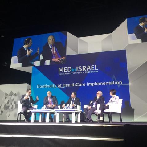 MED in Israel 2017