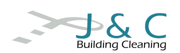 J and C Building Cleaning Logo