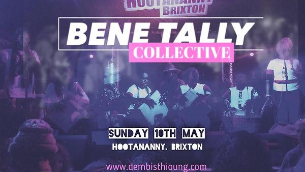 Bene Tally Collective Hotannany 10th May