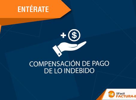 COMPENSACIÓN DE PAGO DE LO INDEBIDO