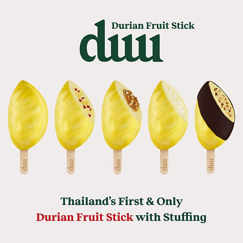 Duu - Durian Fruit Stick with Stuffing