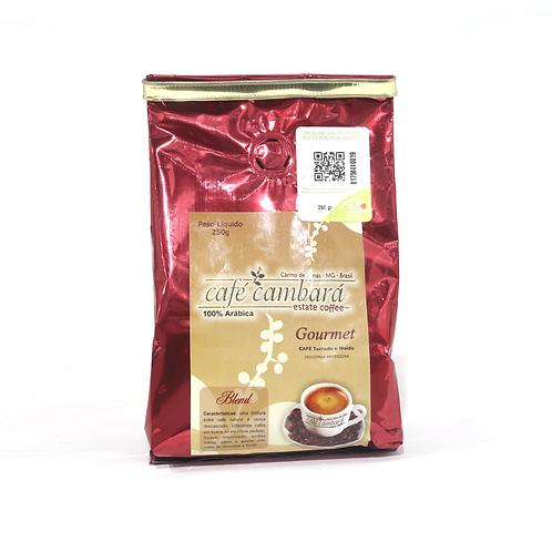 Café Cambará Torrado e Moído 250g.