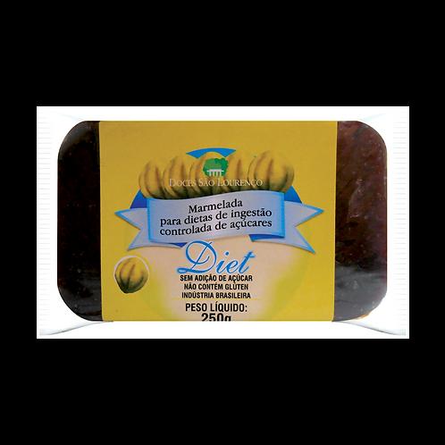 Marmelada Diet Tablete 250g