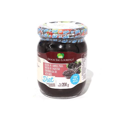 Geleia de Amora Diet 200g