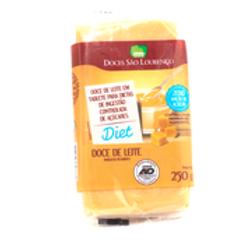 Doce de Leite Diet Tablete 250g
