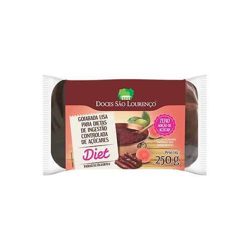 Goiabada Lisa Diet Tablete 250g