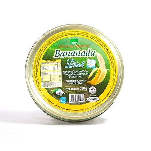 Bananada Diet 500g