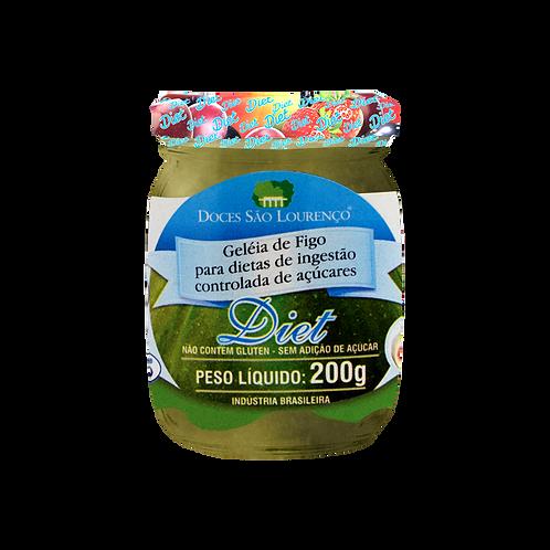 Geleia de Figo Diet 200g