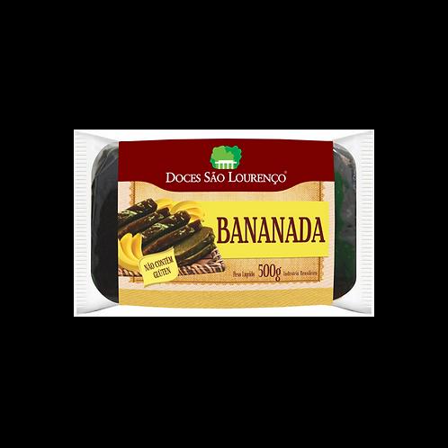 Bananada Tablete 500g